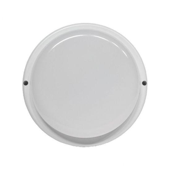 Светильник светодиодный 8W 6000K IP44 Круг Round ЖК