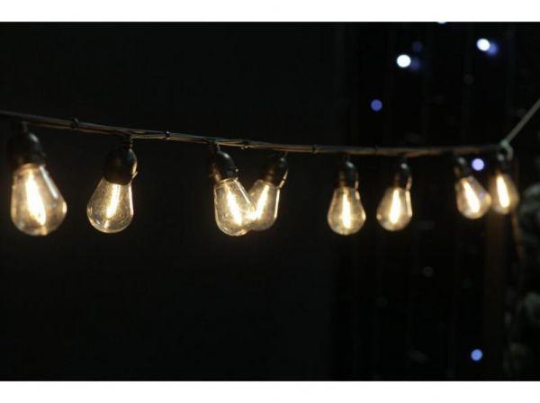 Светодиодная лампа 1W Е27 4500К FILAMENT LM3078