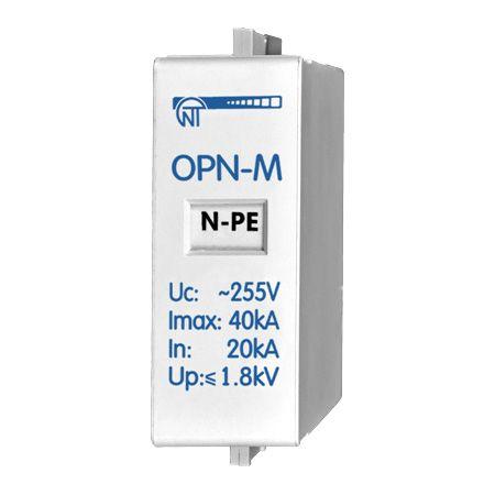 Картридж змінний N-PE 220 VAC In:20kA до обмежувача перенапруги ОПН-М 2S (2)