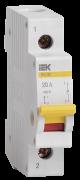 Выключатель нагрузки ВН-32 1Р 20А ІЕК MNV10-1-020
