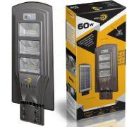 LED светильник уличный 60W на солнечной батарее 6500K IP65 VARGO Unilite VS-109547