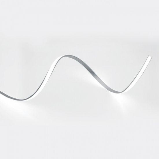 Профиль гибкий  + рассеиватель для светодиодных лент Feron CAB264