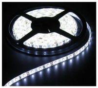 Светодиодная LED лента SMD3528 120 IP65 герметичная в силиконе белая (Standart)