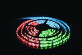 Светодиодная LED лента SMD5050 30 IP33 RGB (Premium)
