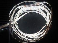 Світлодіодна LED стрічка SMD5050 60 IP33 біла (Standart)
