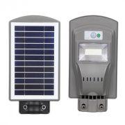 LED светильник уличный 20W на солнечной батарее 6500K IP65 VARGO Unilite VS-109545