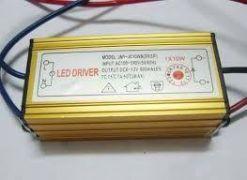 Драйвер (блок питания) для светодиодного прожектора 50Вт