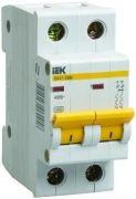 Автоматический выключатель ВА47-29 2P 16A 4,5кА х-ка C IEK (MVA20-2-016-C)