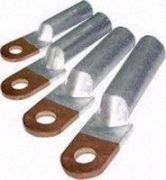 Наконечник кабельний мідно-алюмін. DТL-035 кв.мм т. усадка 14мм ІЕК UNP31-035-08-10
