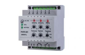 Реле контролю фаз РНПП-301 380В Новатек