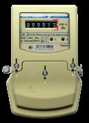 Однофазный однотарифный электросчетчик ЦЭ 6807Б-U K 1,0 220В 10-100А М6Ш6 Энергомера