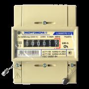 Однофазный однотарифный электросчетчик ЦЭ 6807Б-U K 1,0 220В 5-60А М6Р5Д2 Энергомера