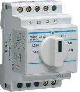 Перемикач для вольтметра SK602 Hager