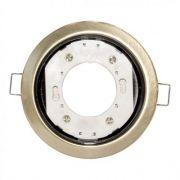 Встроенный светодиодный светильник GX53 золото