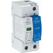 Обмежувач перенапруги  V10-C+D 1+NPE-280 2P 20кА OBO Bettermann 5093418
