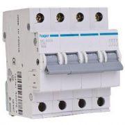 Автоматичний вимикач Hager 4p 32А C MC432A
