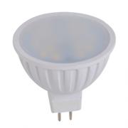 Светодиодная LED лампа EX GU5.3 - MR16 5W 3000К 475lm