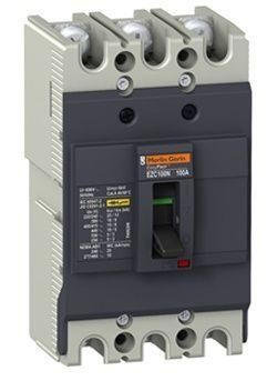 Автоматичний вимикач EZC250N3250 3P-250A-25kA/415V Schneider Electric