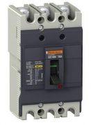 Автоматичний вимикач EZC100 18 кА/380 В 3П/3T 100 A EasyPact Schneider Electric EZC100N3100