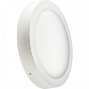 Накладной светодиодный светильник круг 24W-6000