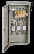 Ящик c рубильником и предохранителем ЯРП-250А 74 У1 IP54 IEK YARP-250-74-54