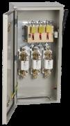 Ящик з рубильником і запобіжником ЯРП-400А 74 У1 IP54 IEK YARP-400-74-54
