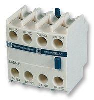 LADN31 Дополнительный контактный блок 1НЗ+3НО фр.монтажа Schneider Electric