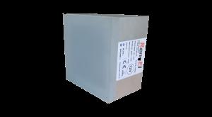 LED-бруківка 90х90х60 1,8W 12V IP68 теплий білий Standart