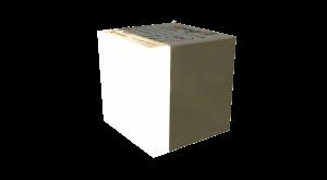 LED-бруківка 50х50х50 0,7W 12V IP68 холодний білий Standart