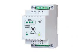 Реле контролю фаз і частоти мережі РНПП-311-1 380В Новатек
