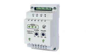 Реле контролю фаз і сигналізації пропадання фаз РНПП-311-2 380В Новатек