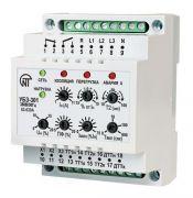 Блок защиты асинхронных электродвигателей универсальный УБЗ-301 63-630А 380В / 50Гц Новатэк