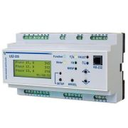Блок защиты асинхронных электродвигателей универсальный УБЗ-305 380В / 50Гц Новатэк