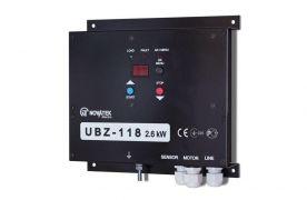 Блок защиты однофазных асинхронных электродвигателей УБЗ-118 до 2,6кВт 12А 220В / 50Гц Новатэк