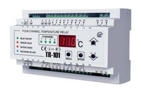 ТР-101 Температурне реле цифрове, 4 незалежних канала Новатек