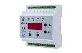 Контролер для температурного обладнання (холодильного) Новатек МСК-301
