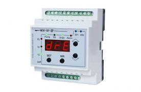 Контроллер насосный (реле уровня, реле давления) МСК-107 Новатэк