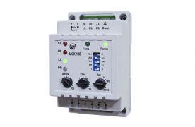 Контроллер насосный (реле уровня, реле давления) МСК-108 Новатэк