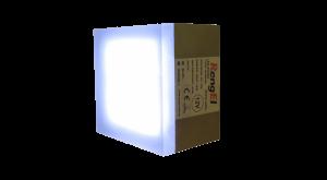 LED-бруківка 90х90х60 1,8W 12V IP68 холодний білий Standart