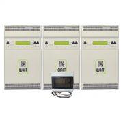 Трехфазный инверторный стабилизатор напряжения Quant-21 кВт (3х7)