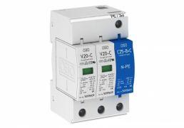 Ограничитель перенапряжения V20-C 2+NPE-280 OBO Bettermann 5094653