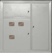 Корпус метал. поверховий на 3-кв. ЩЭ-3-1 36 УХЛ3 IP31 IEК MKM42-03-31