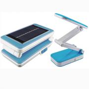 Базука Lemanso 5W 192LM 230V салатова + сонячна батарея / LMB21