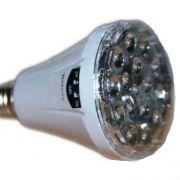 Светильник базука Lemanso E27 13LED 45LM 6500K 110-240V ультра белый / LM339