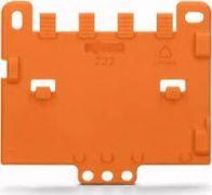 222-505 WAGO Пластина для разгрузки жгута проводов крепежного адаптера