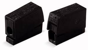 224-104 WAGO Клемма подключения люстр 1 входной проводник 1,0-2,5 мм2 без пасты +120 С
