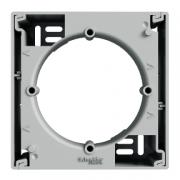 Коробка для зовнішнього монтажу алюміній Asfora Plus Schneider Electric EPH6100161