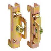Обмежувач на DIN-рейку (метал) IEK YXD10