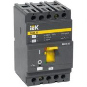Автоматичний вимикач корпусний (силовий) ВА88-32 3Р 100А 25кА ІЕК SVA10-3-0100