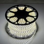 Светодиодная LED лента 220V SMD 5050 60 IP67 белый